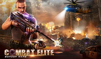Combat Elite:Border Wars